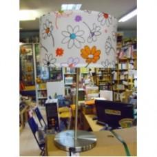lampada da tavolo fiori