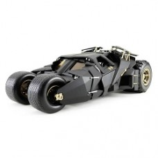 Batman Dark Knight Trilogy Hot Wheels Heritage Batmobile 1 18 Scale Vehicle