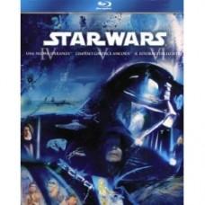 Star Wars Trilogy - Episodi 4-5-6 (3 Blu-Ray)