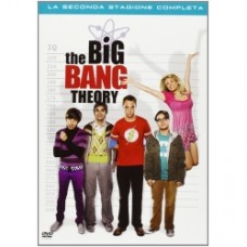 Big Bang Theory - Stagione 02 (4 Dvd)