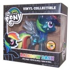 Funko SDCC 2013 Exclusive My Little Pony - Vinyl Figure - RAINBOW DASH (Trans)