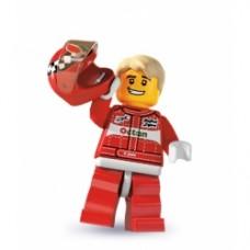 Serie 03: Race car Driver