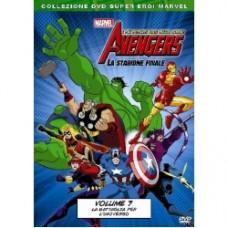 Avengers (The) - I Piu' Potenti Eroi Della Terra #07