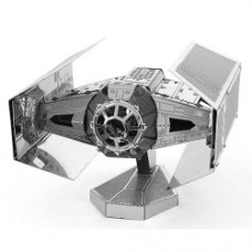 Star Wars Darth Vader TIE Fighter Metal Earth Model Kit