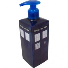 Official BBC Tardis Liquid Hand 300ml Soap