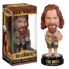 Big Lebowski The Dude Talking Bobble Head