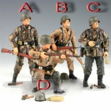 soldatao tedesco scala 1/18 A