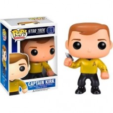 STAR TREK CAPTAIN KIRK POP VINYL FIGURE