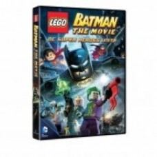 LEGO - BATMAN - THE MOVIE (DVD)