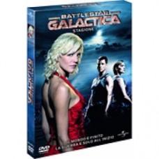 Battlestar Galactica - Stagione 1 (4 DVD)