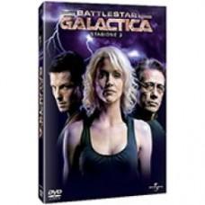 Battlestar Galactica - Stagione 3 (6 DVD)