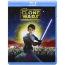 Star Wars: The Clone Wars (2008) [Blu-ray]