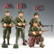 soldatao americano scala 1/18 D