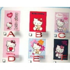 hello kitty coperta plaid 125x160 E