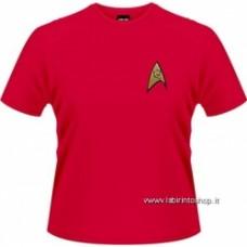 Star Trek - Ops (T-Shirt Uomo M)
