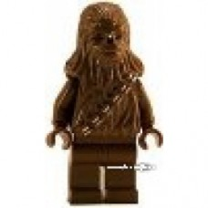 Chewbacca LEGO Minifig Brown Version