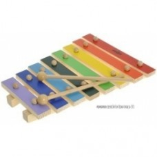 xylofono di legno