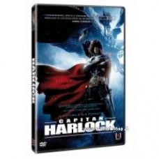 Capitan Harlock DVD
