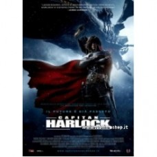 Capitan Harlock Blue-ray