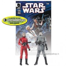 EE Exclusive Star Wars Figures Baron Fel and Ysanne Isard