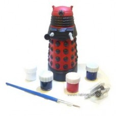 Doctor Who Paint-Your-Own Dalek Ceramic Bank