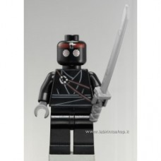 Foot soldier with katana