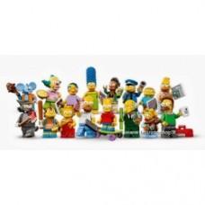 Simpson's serie minifigure Serie 1 completa
