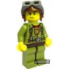 Dino- Omino Pilota di Elicotteri