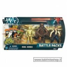 battle packs - rebel heroes