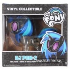 FUNKO My Little Pony DJ Pon-3 Vinyl Figure Clear