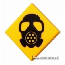 Gas Mask - Yellow