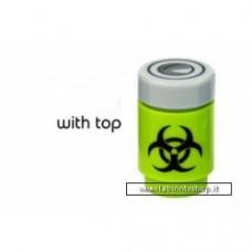 Bio Hazard Canister