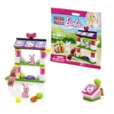 Mega Bloks barbie - La casa di Bunny 80272