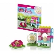 Mega bloks Barbie - Casa dei giochi maiale della Guinea 80273