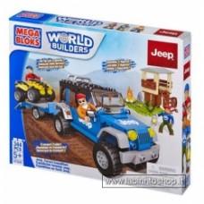Jeep - Spedizione Forestale
