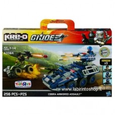 KRE-O G.I. Joe Playset - Cobra Armored Assault