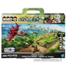 KRE-O G.I. Joe Firebat Attack Set