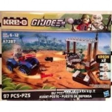 KRE-O G.I. Joe defender outpost