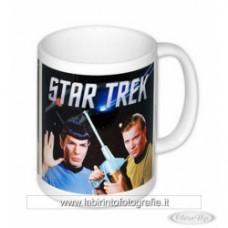 Star Trek Mug Kirk and Spock