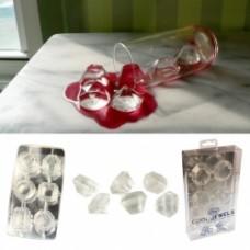 vaschetta ghiaccio diamanti