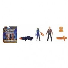 Guardians of the Galaxy Mini Action Figure 2-Packs - Gamora Star-Lord