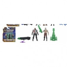 Guardians of the Galaxy Mini Action Figure 2-Packs - drax korath