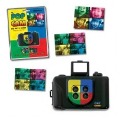 Pop Cam Novelty Camera