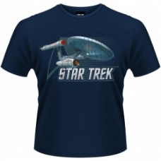 Star Trek - Vintage Enterprise T-Shirt