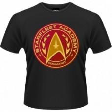 Star Trek - Starfleet Academy Command T-Shirt Uomo
