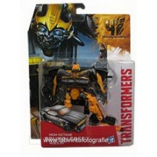 Transformers Age of Extinction Generations Deluxe Bumblebee