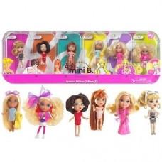 barbie my favorites mini B dolls gift