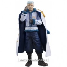 One Piece Vice-Admiral Smoker figure