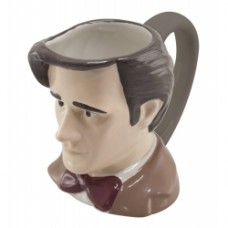 DOCTOR WHO Eleventh Doctor Collectors Ceramic 3D Mug
