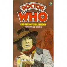 Target book - Doctor Who and the Invisible Enemy by Terrance Dicks